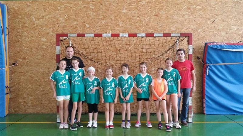 2ème victoire consécutive ! - Hand Bievre Terres Froides - Club de Handball en Isère