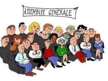 L'assemblée générale du club 2015 - Hand Bievre Terres Froides - Club de Handball en Isère