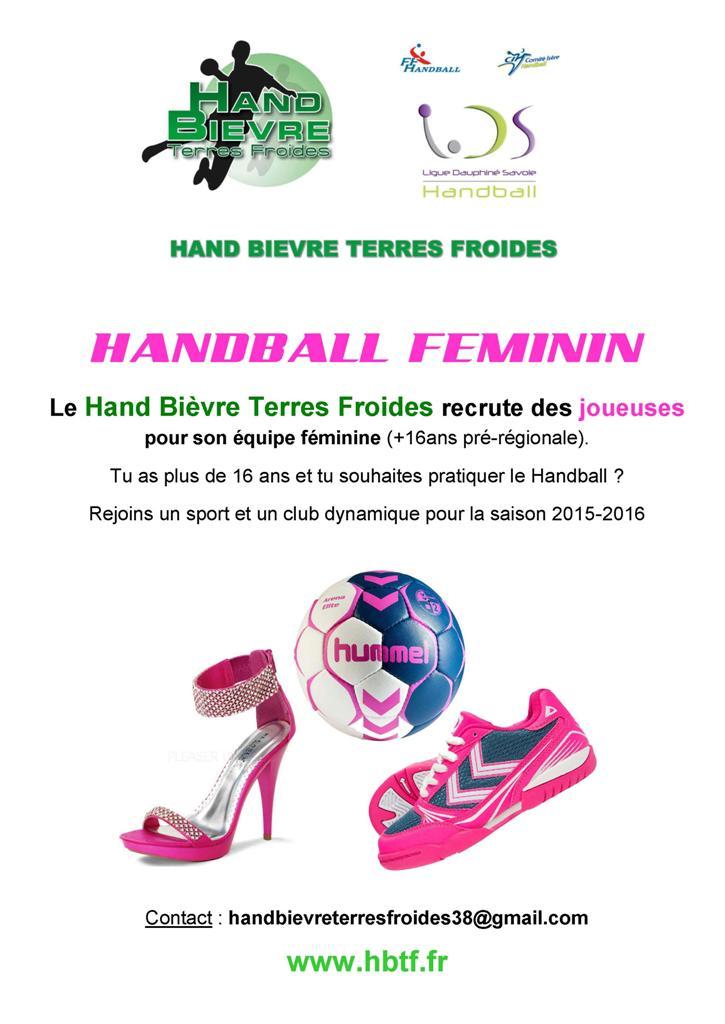 HANDBALL FEMININ