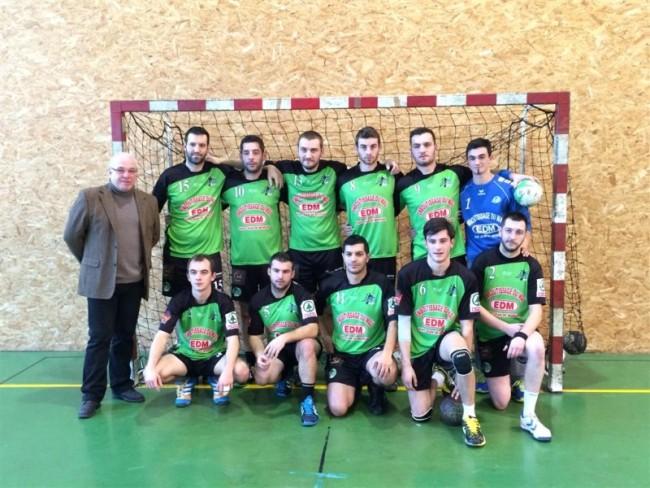Le mot de l'entraîneur des seniors garçons 1 - Hand Bievre Terres Froides - Club de Handball en Isère