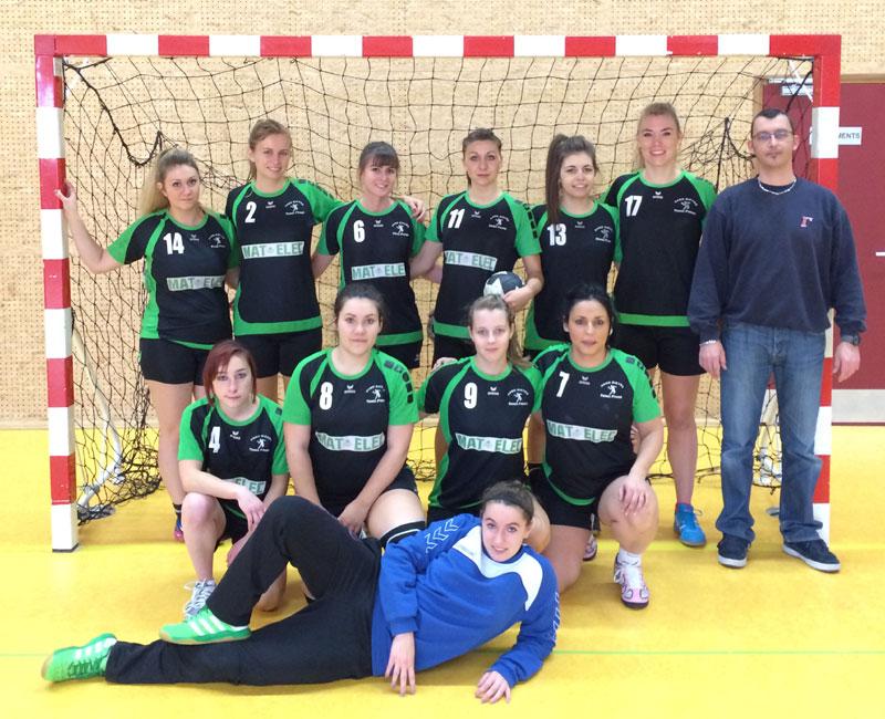 Le mot du coach des Bichettes - Hand Bievre Terres Froides - Club de Handball en Isère