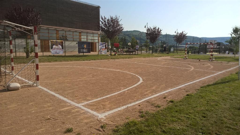 Le HBTF à la fête des sports du Grand Lemps - Hand Bievre Terres Froides - Club de Handball en Isère