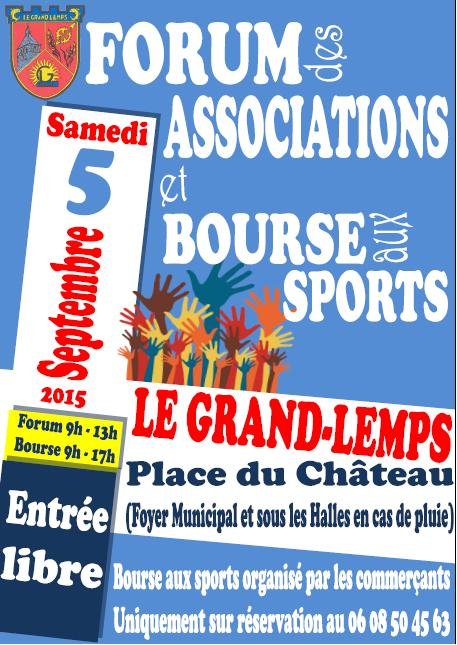 forum-des-associaitons-et-bourse-aux-sports le grand lemps