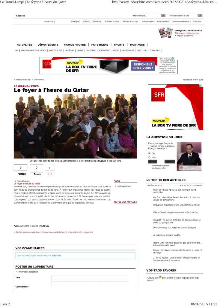 Le Grand-Lemps _ Le foyer à l'heure du Qatar_Page_1