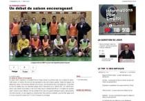 Le Grand-Lemps _ Un début de saison encourageant_Page_1