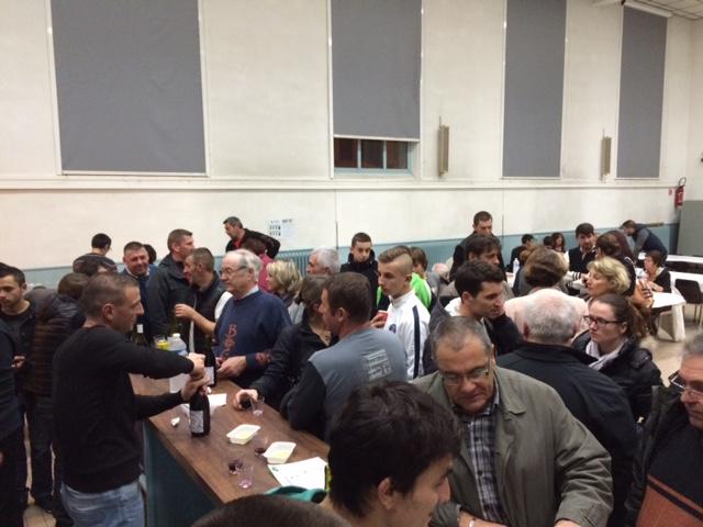 Un grand succès pour la soirée Diots 2015 - Hand Bievre Terres Froides - Club de Handball en Isère