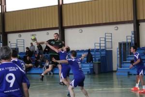 match hbtf Réserve contre Chirens