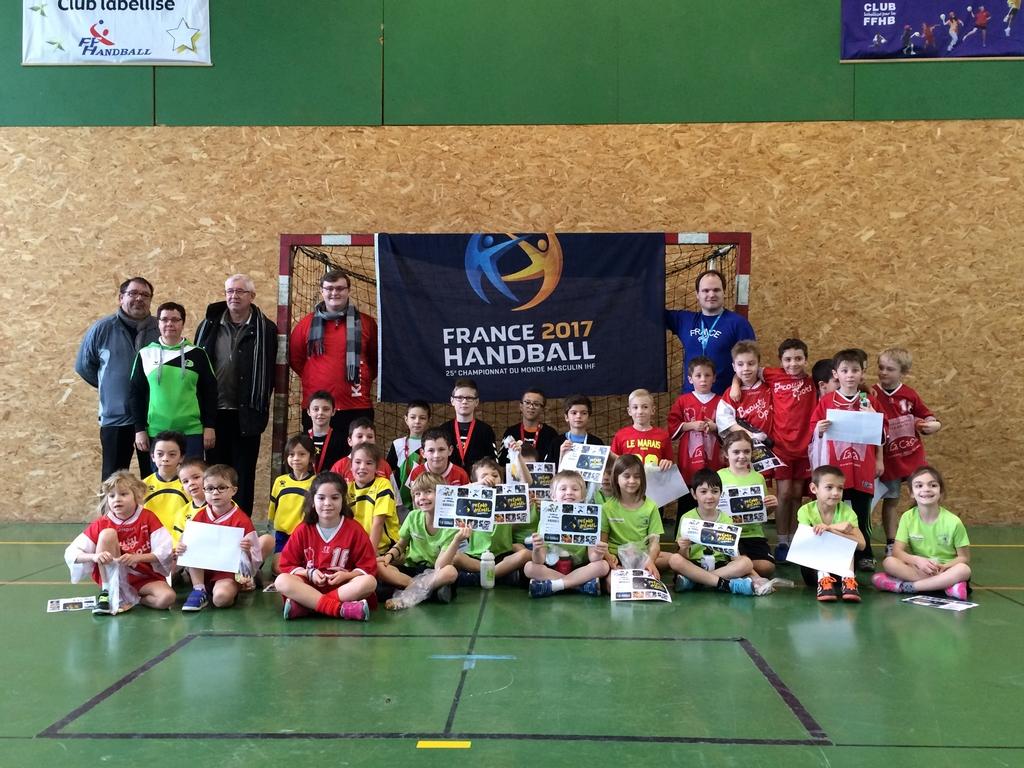 Une journée phénoménale ! - Hand Bievre Terres Froides - Club de Handball en Isère