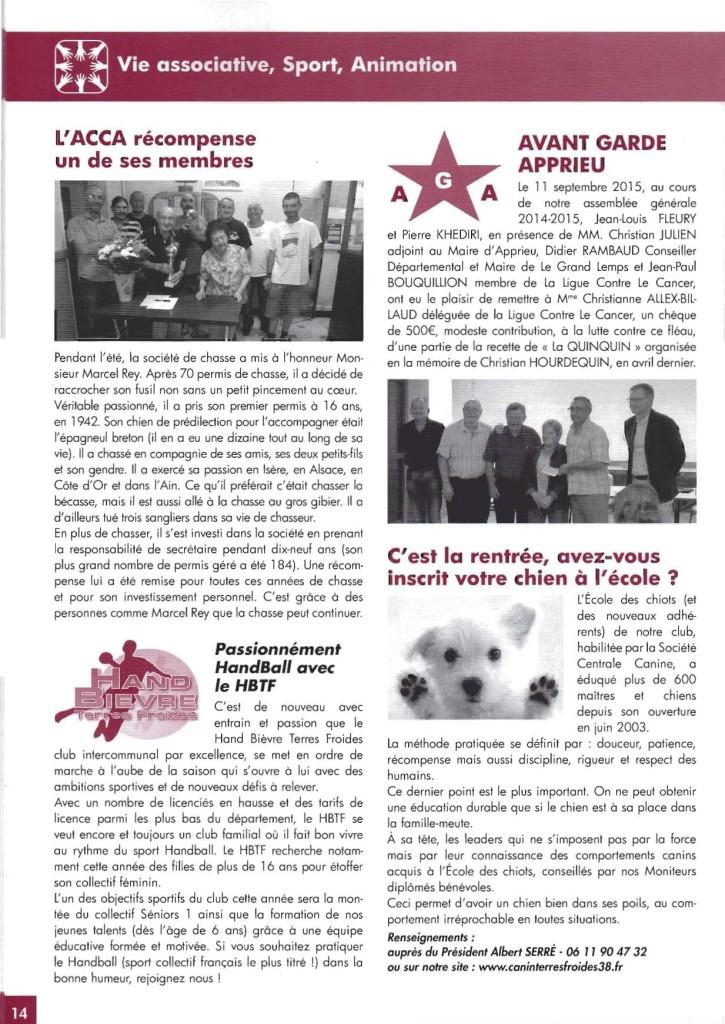 gazette Apprieu 2015-10
