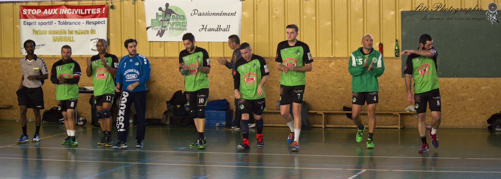 SG 1 : Une conclusion au goût amer... - Hand Bievre Terres Froides - Club de Handball en Isère