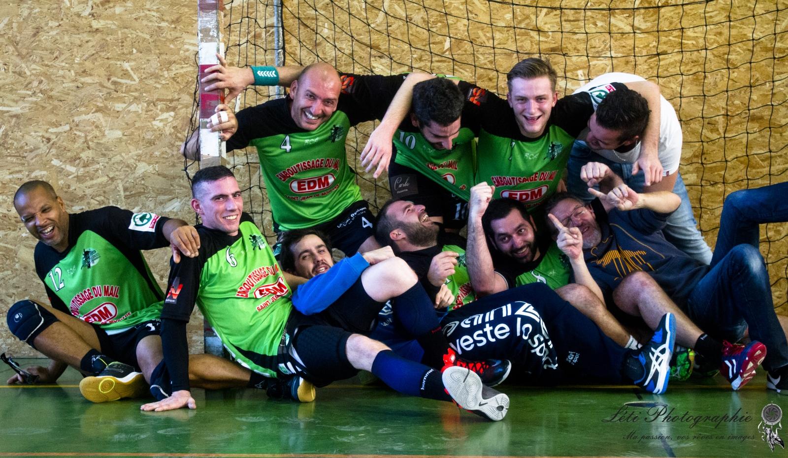 SG 1 : Direction la poule haute ! - Hand Bievre Terres Froides - Club de Handball en Isère