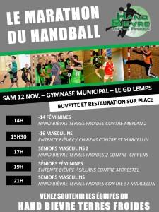 Marathon du handball