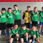 Les moins de 12G s'inclinent à Moirans - Hand Bievre Terres Froides - Club de Handball en Isère
