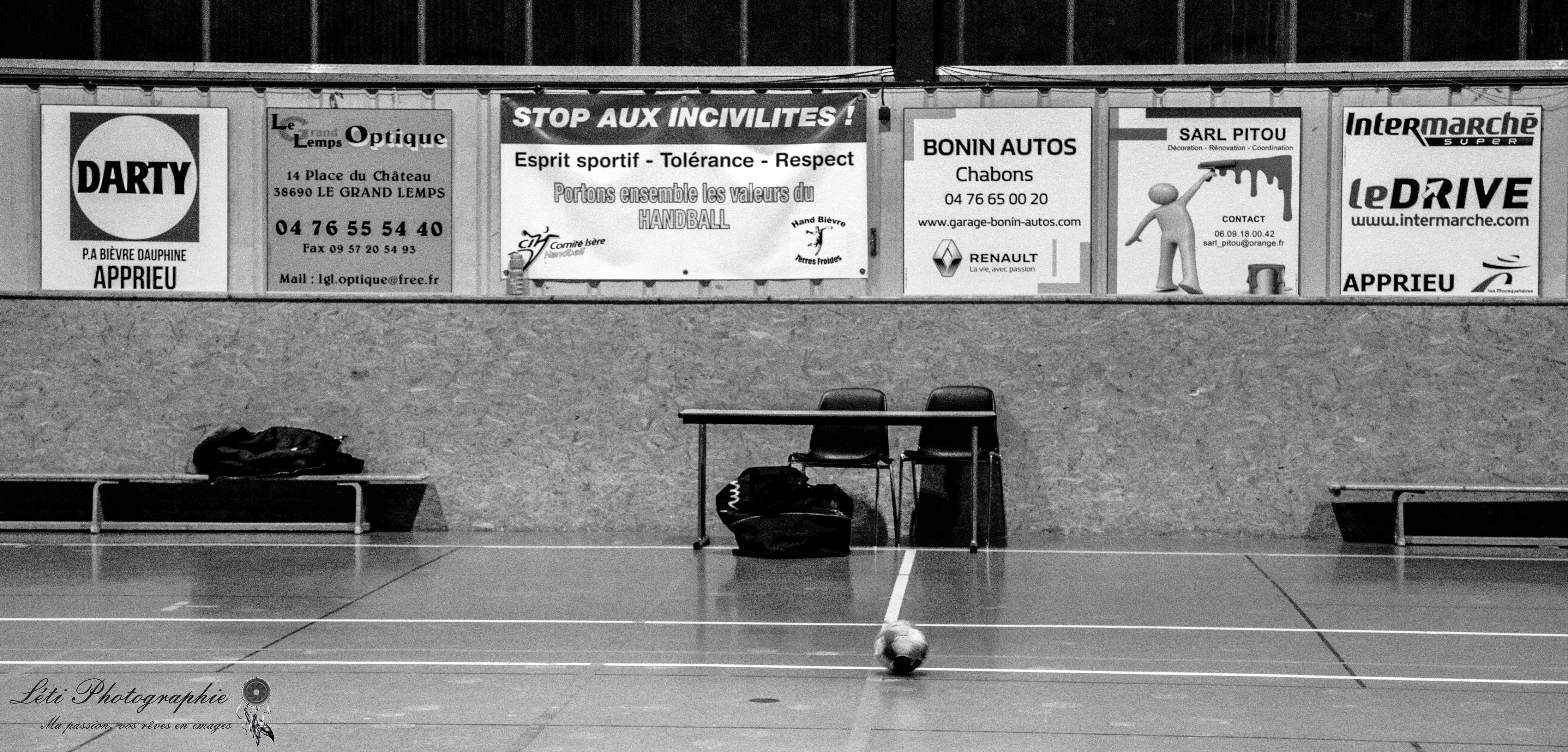 SG : Une première pleine de promesses! - Hand Bievre Terres Froides - Club de Handball en Isère