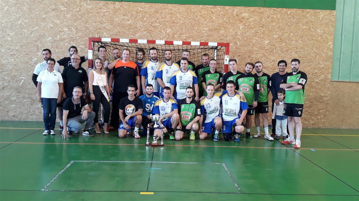 Tournoi de la Rosière HBTF Dimanche 10 septembre 2017 - Hand Bievre Terres Froides - Club de Handball en Isère