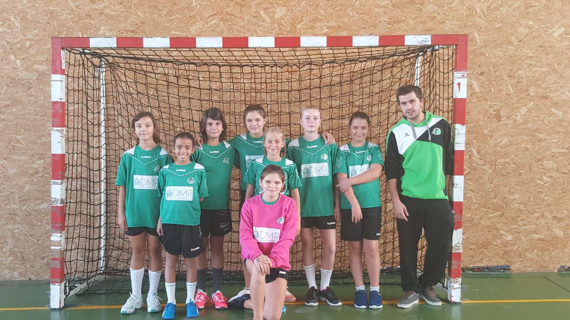 -13 F : C'est bon pour le moral !! - Hand Bievre Terres Froides - Club de Handball en Isère