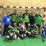 Les Séniors Masculins gagnent à domicile contre Seyssinet - Hand Bievre Terres Froides - Club de Handball en Isère