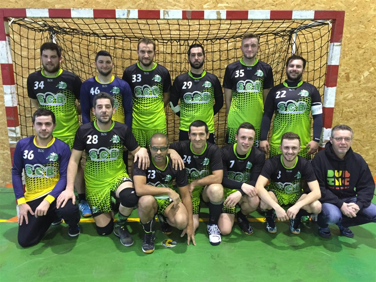 SG : La course au Goal-average !! - Hand Bievre Terres Froides - Club de Handball en Isère