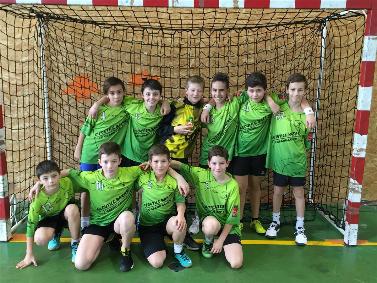 Défaite face à Vizille : comme un goût de revanche - Hand Bievre Terres Froides - Club de Handball en Isère