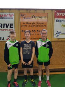 "Minihand : Tournoi ""Confirmés"" du 25 Mars - Hand Bievre Terres Froides - Club de Handball en Isère"