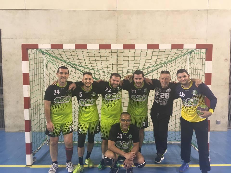 "SG : ""Un truc de DINGUE"" dixit JC - Hand Bievre Terres Froides - Club de Handball en Isère"