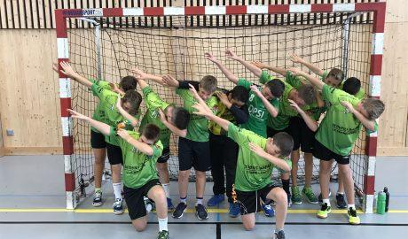 Les -13M poursuivent leur marche - Hand Bievre Terres Froides - Club de Handball en Isère