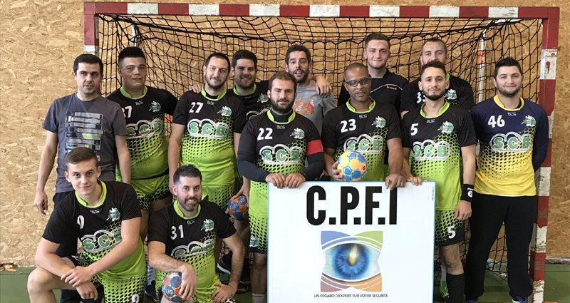 Les SG assurent et se rassurent - Hand Bievre Terres Froides - Club de Handball en Isère