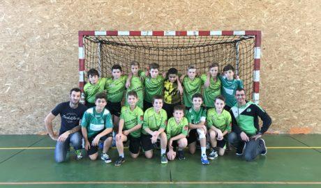 Les Lutins performent contre Bourgoin - Hand Bievre Terres Froides - Club de Handball en Isère