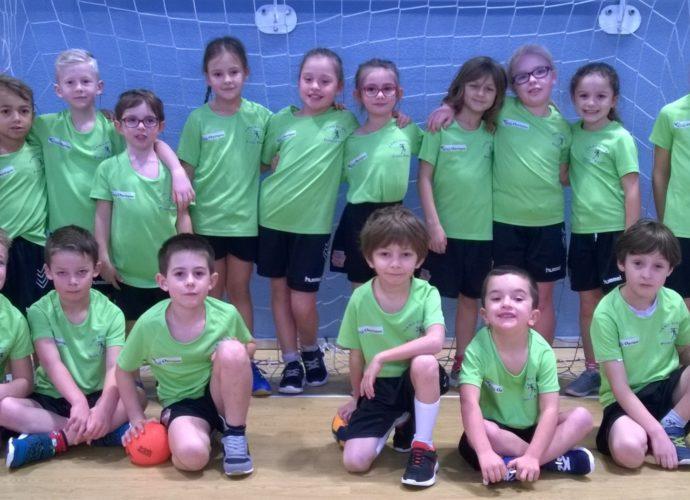 Du plaisir pour une belle première ! - Hand Bievre Terres Froides - Club de Handball en Isère