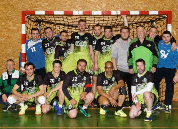 Séniors Masculins : Retard à l'allumage ! - Hand Bievre Terres Froides - Club de Handball en Isère