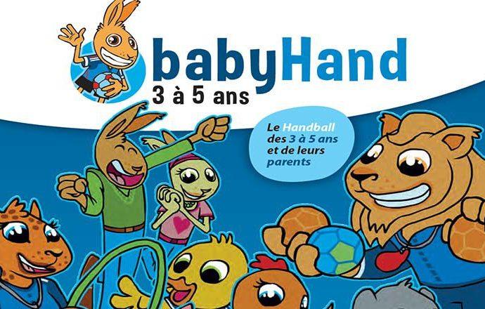 Nouveauté : Du «BABY HAND» au HBTF - Hand Bievre Terres Froides - Club de Handball en Isère