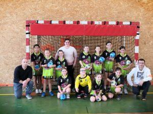 Résultats du 9&10 Novembre - Hand Bievre Terres Froides - Club de Handball en Isère