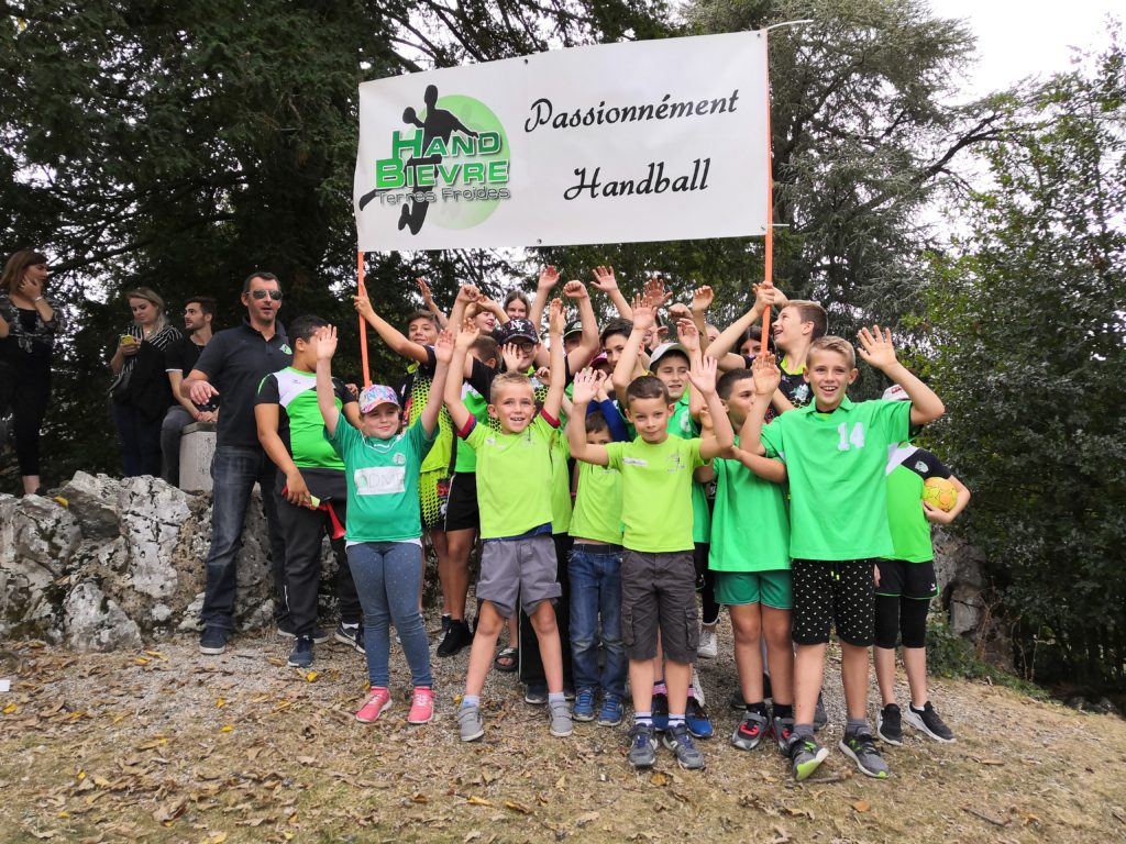 Le Club - Hand Bievre Terres Froides - Club de Handball en Isère