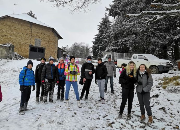 Le club continue de marcher ! - Hand Bievre Terres Froides - Club de Handball en Isère