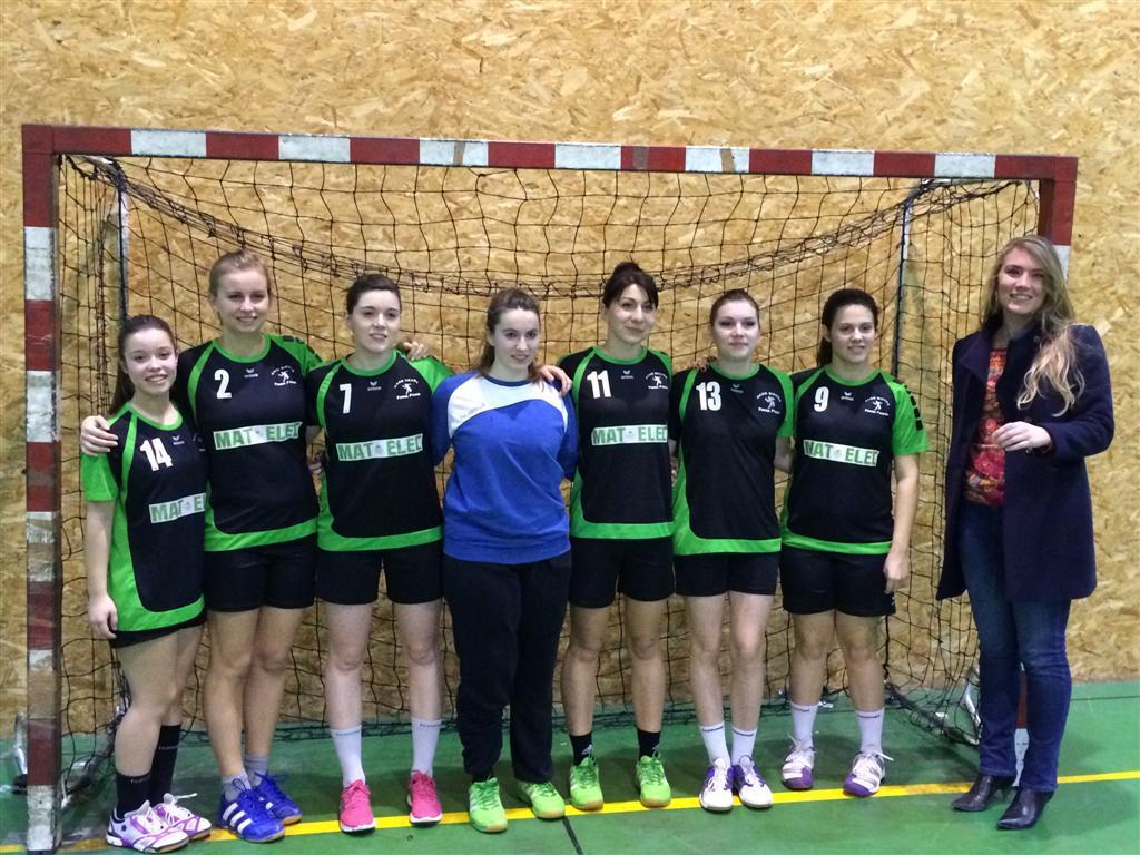 Une belle victoire ! - Hand Bievre Terres Froides - Club de Handball en Isère