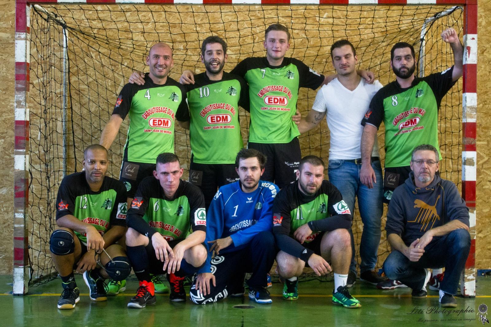 SG1 : Entrée en matière sérieuse ! - Hand Bievre Terres Froides - Club de Handball en Isère