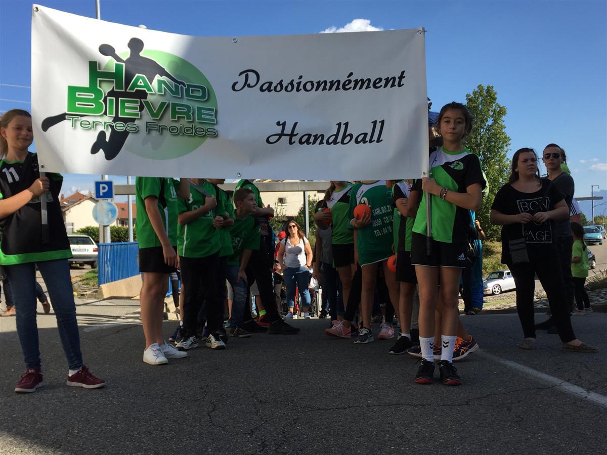 - 13 F : L'heure de l'apprentissage ! - Hand Bievre Terres Froides - Club de Handball en Isère
