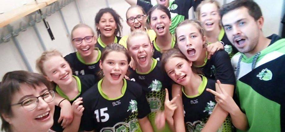 Une victoire, ENFIN ! - Hand Bievre Terres Froides - Club de Handball en Isère