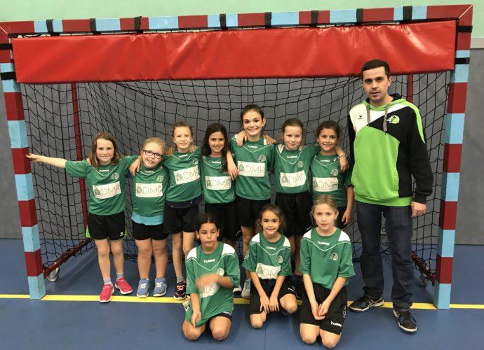 -11 F : Une volontée qui devrait payer ! - Hand Bievre Terres Froides - Club de Handball en Isère