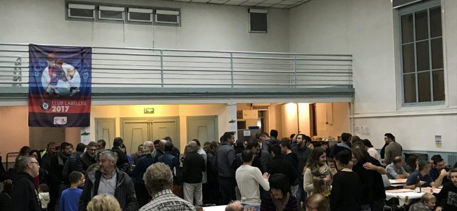 Une très belle cuvée 2018 pour la soirée diots du HBTF - Hand Bievre Terres Froides - Club de Handball en Isère