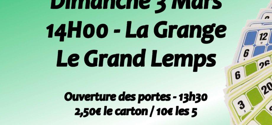 Le Loto du Hand Bièvre Terres Froides - Hand Bievre Terres Froides - Club de Handball en Isère