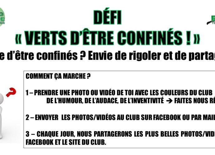 Défi Confinement, la galerie !! - Hand Bievre Terres Froides - Club de Handball en Isère